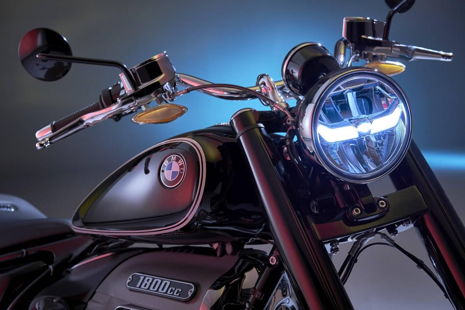 Мотоцикл BMW R 18: новый крузер с диким мотором 3