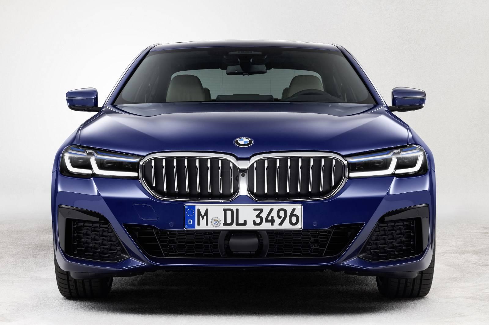 Новый BMW 5 серии G30/G31 2