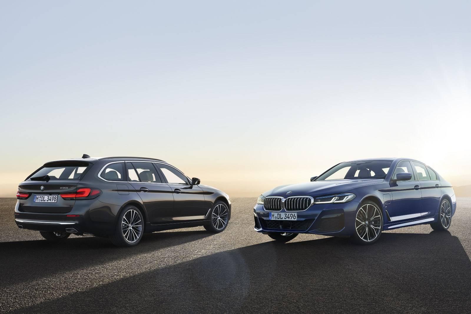 Новый BMW 5 серии G30/G31 4