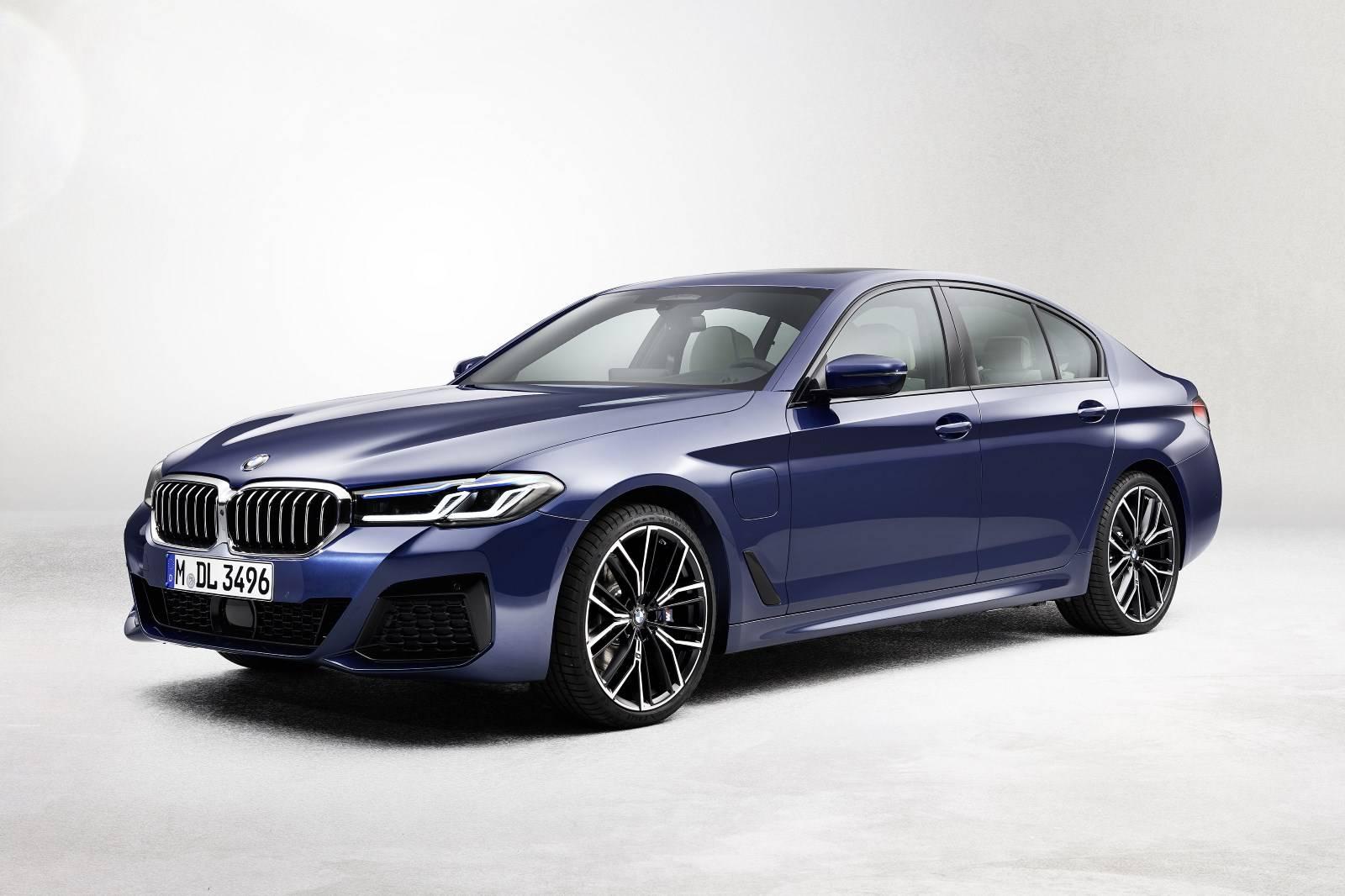 Новый BMW 5 серии G30/G31 1