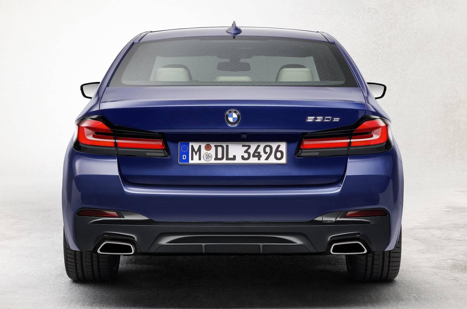 Новый BMW 5 серии G30/G31 3