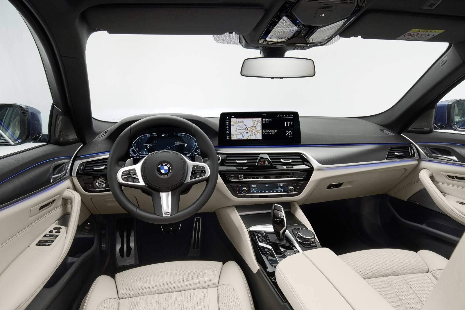 Новый BMW 5 серии G30/G31 5