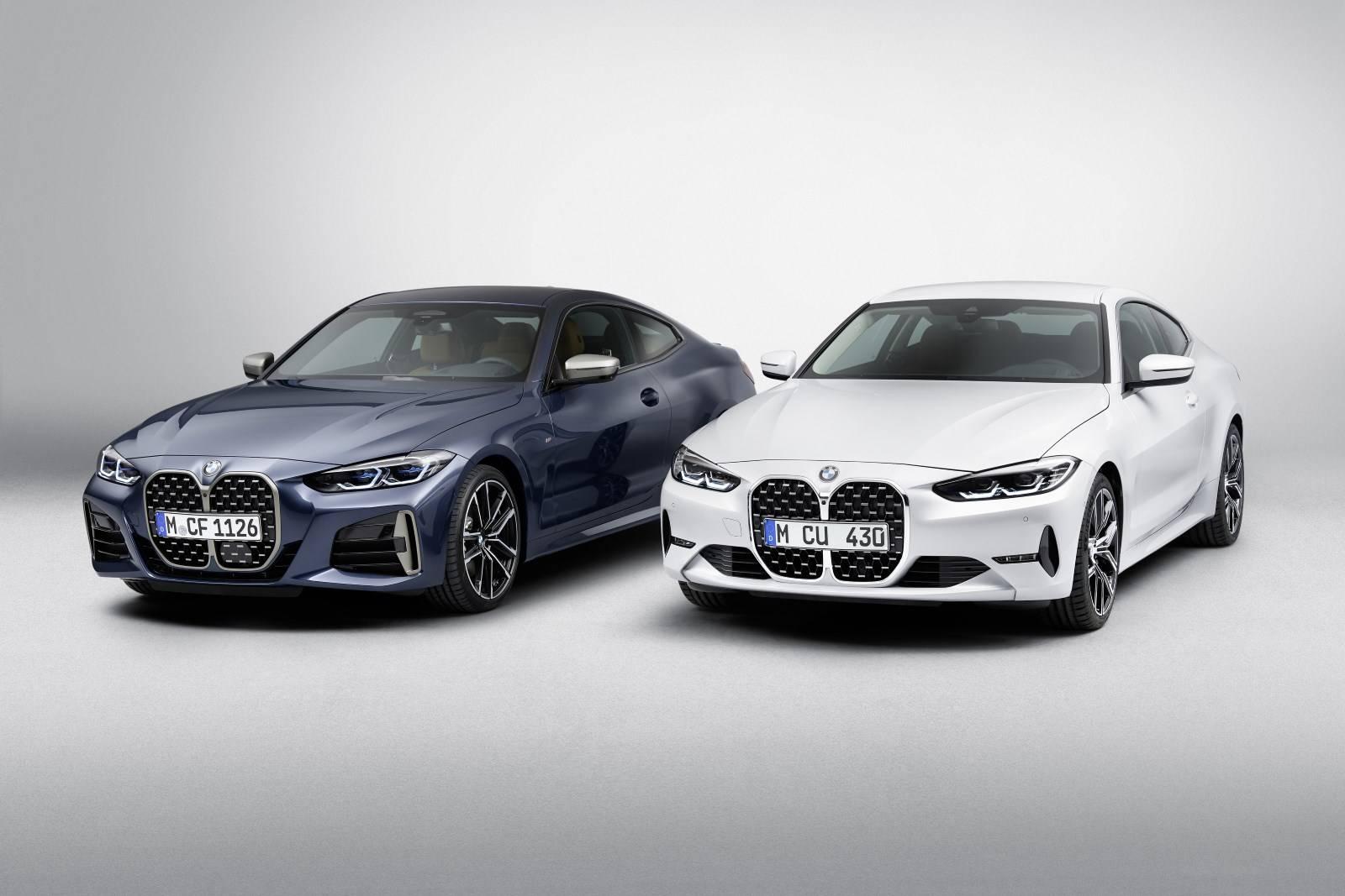 BMW 4 Series Coupe G22 - кардинально новый дизайн 11