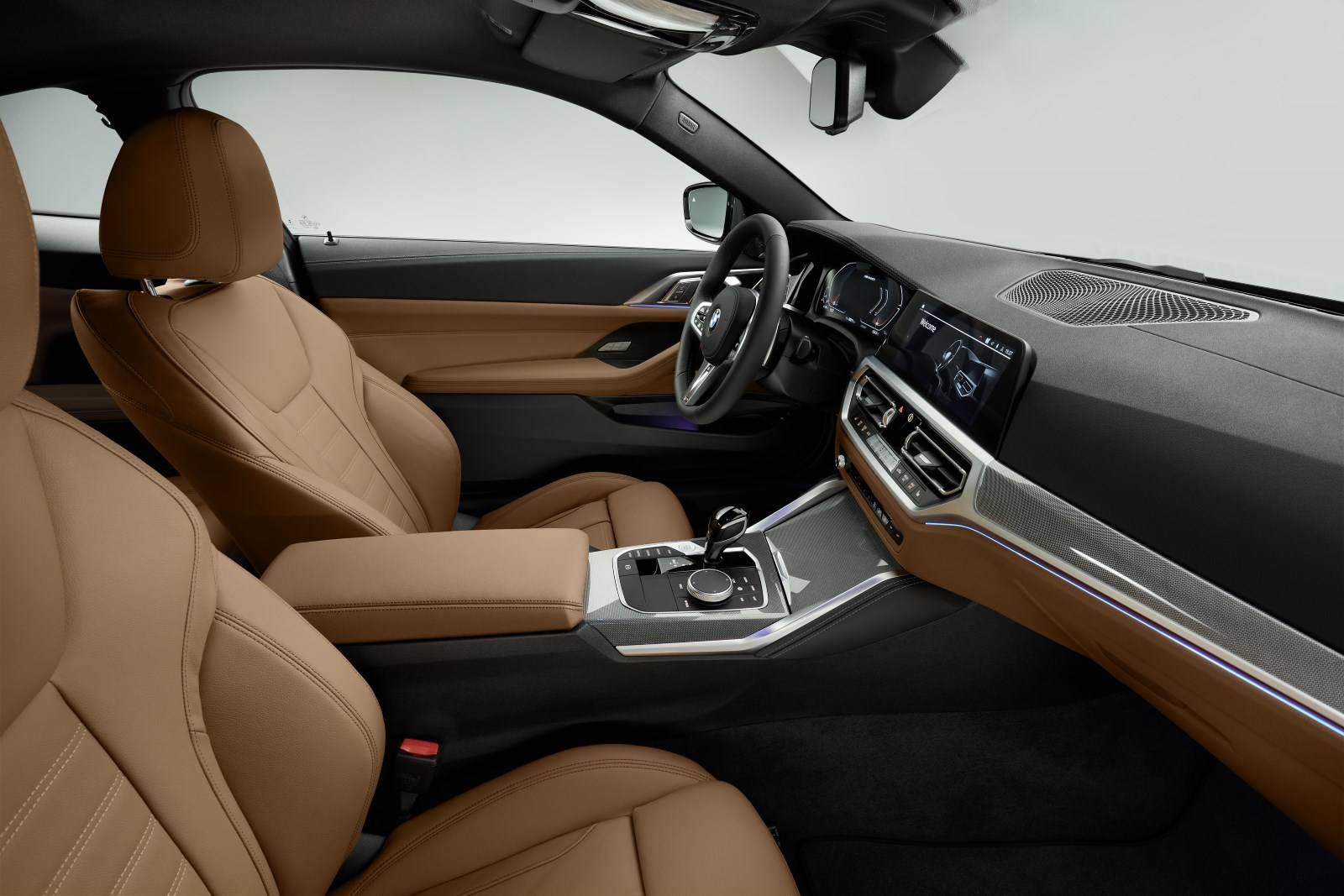 BMW 4 Series Coupe G22 - кардинально новый дизайн 9