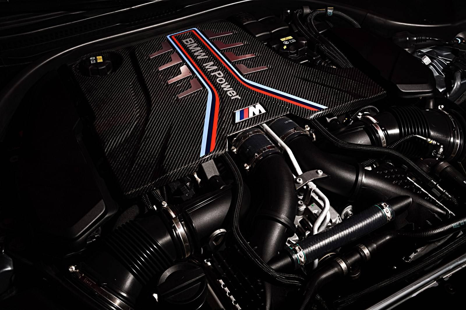 BMW M5 и BMW M5 Competition - рестайл F90 7