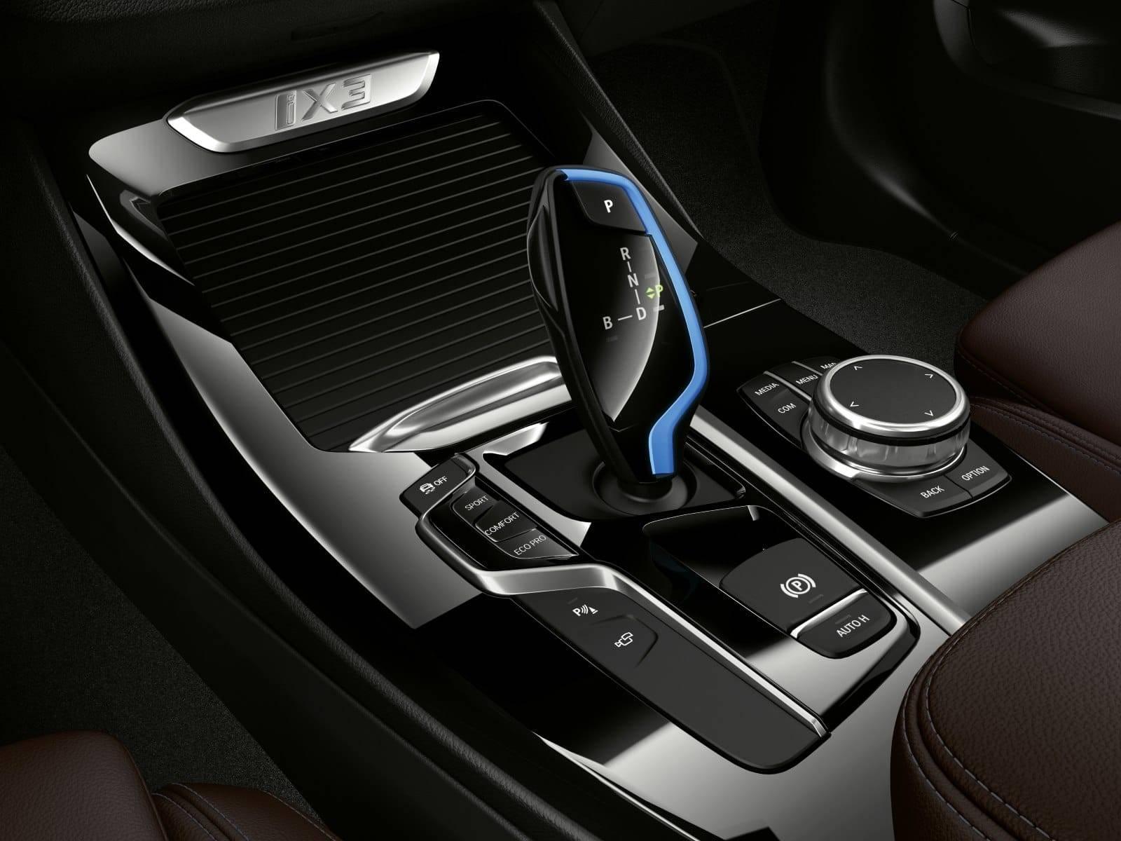 BMW iX3 G08 - первый электрокроссовер в семействе X3 6