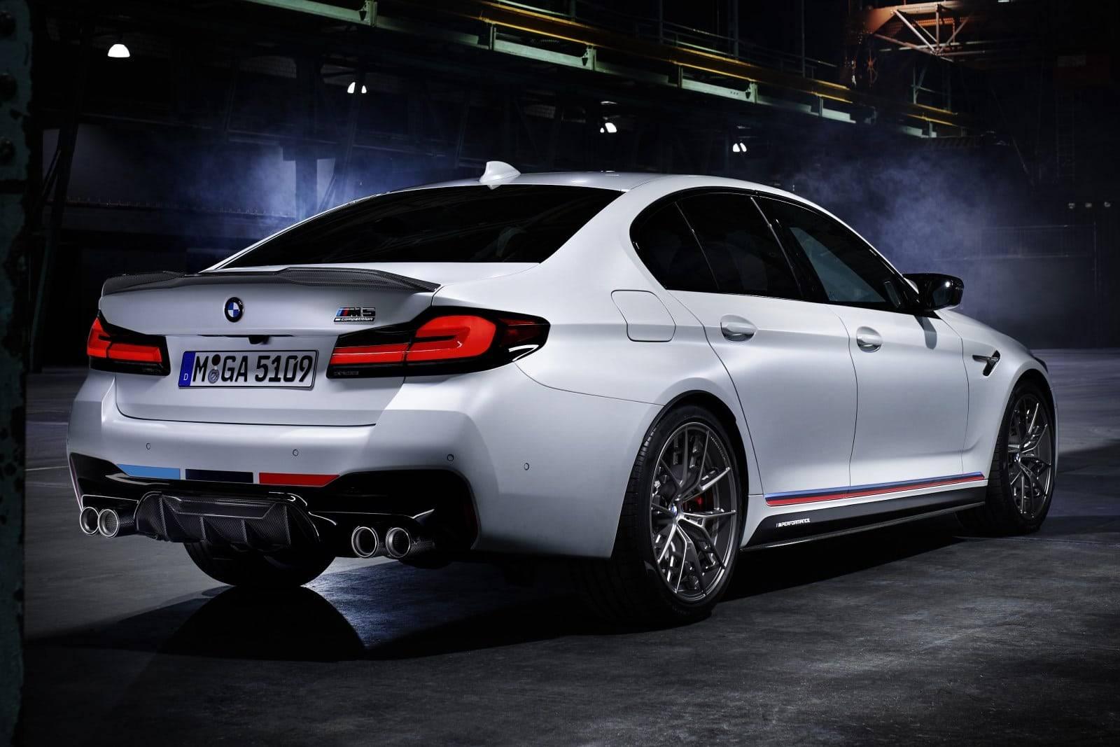 BMW M Performance для новых BMW 5, M5 и M5 Competition 2
