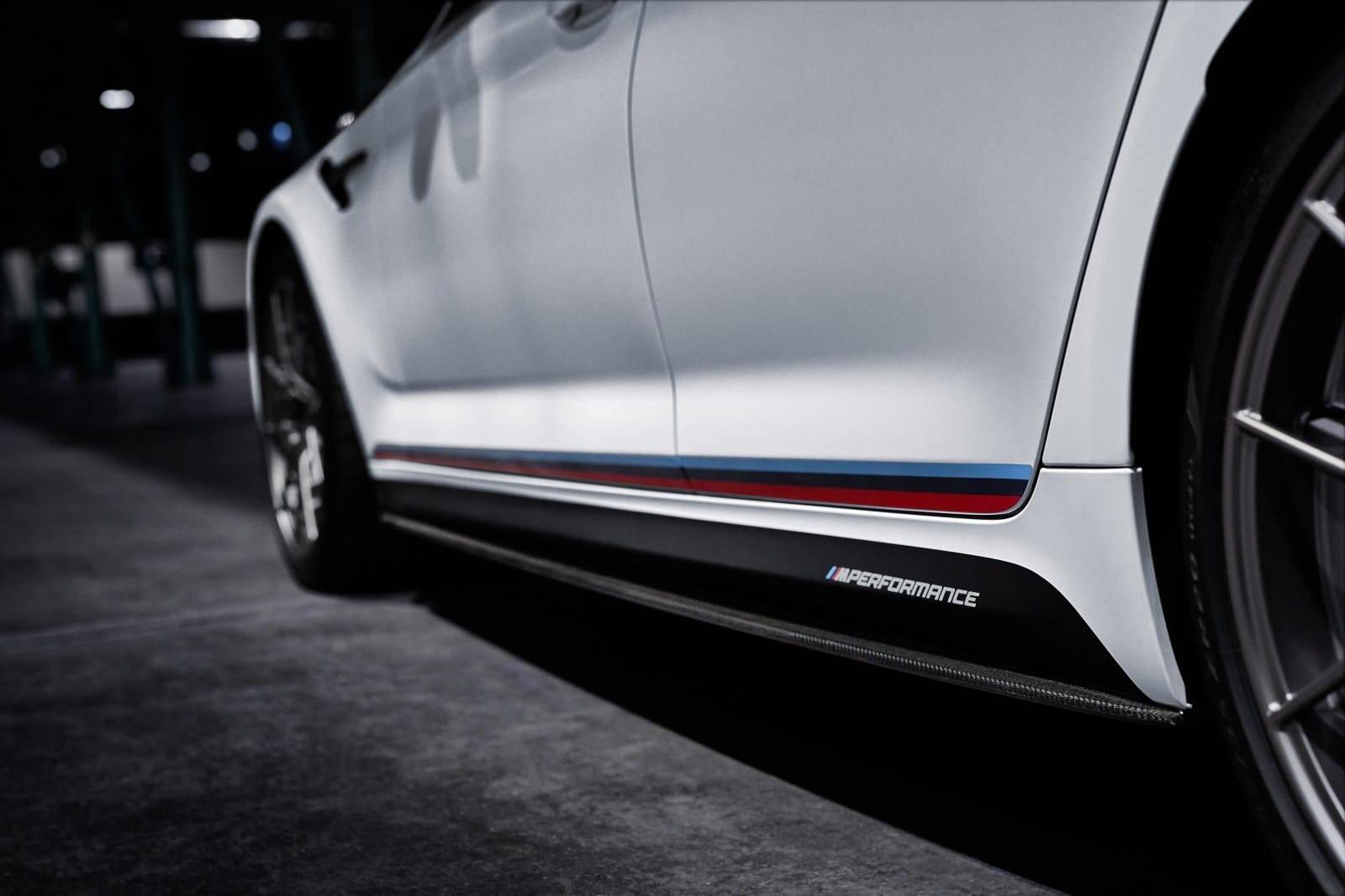 BMW M Performance для новых BMW 5, M5 и M5 Competition 6