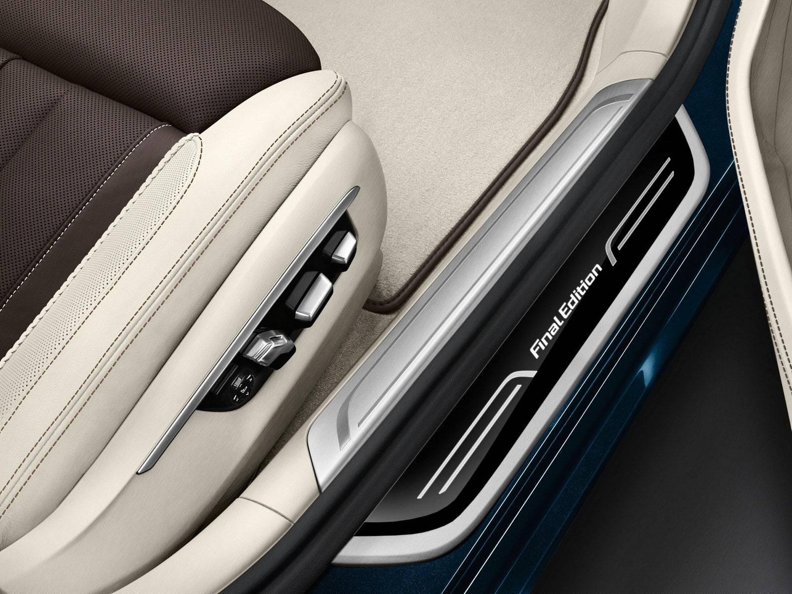 BMW X5 и X7 M50d Final Edition отмечают конец эпохи двигателя B57S 3