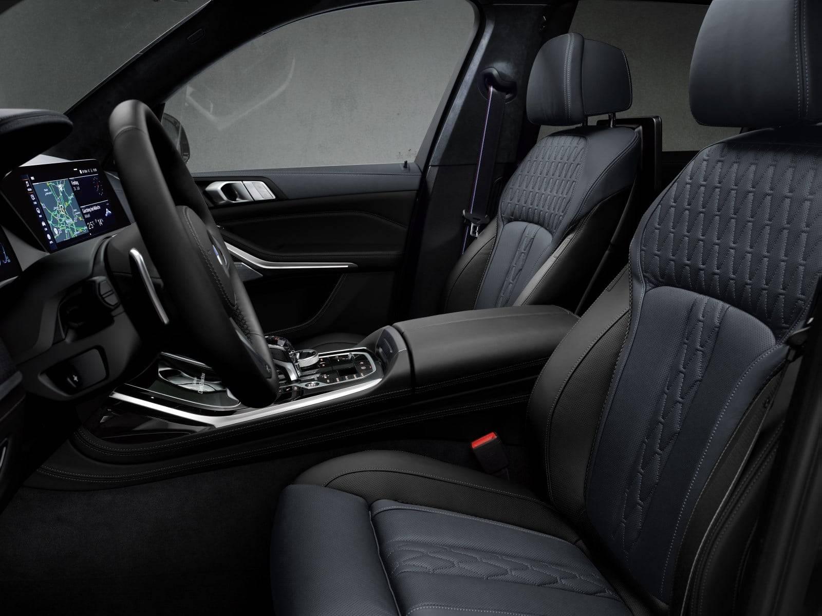 BMW X7 Dark Shadow Edition - впечатляющая харизма 9