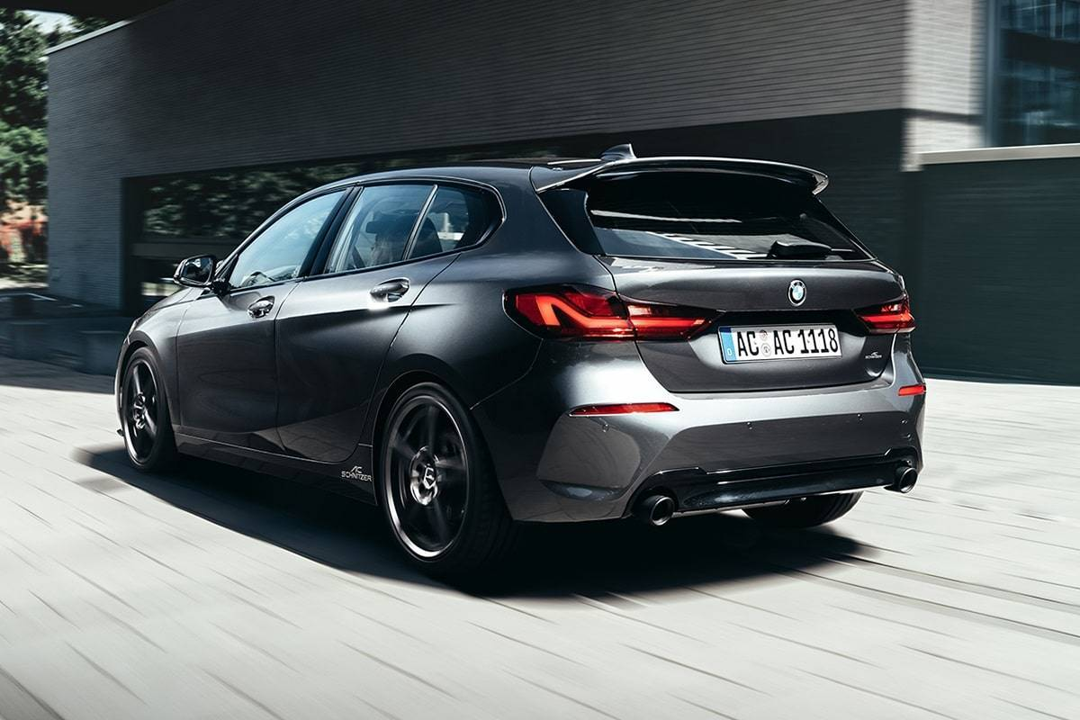 BMW 1 серии F40 от ателье AC Schnitzer 2