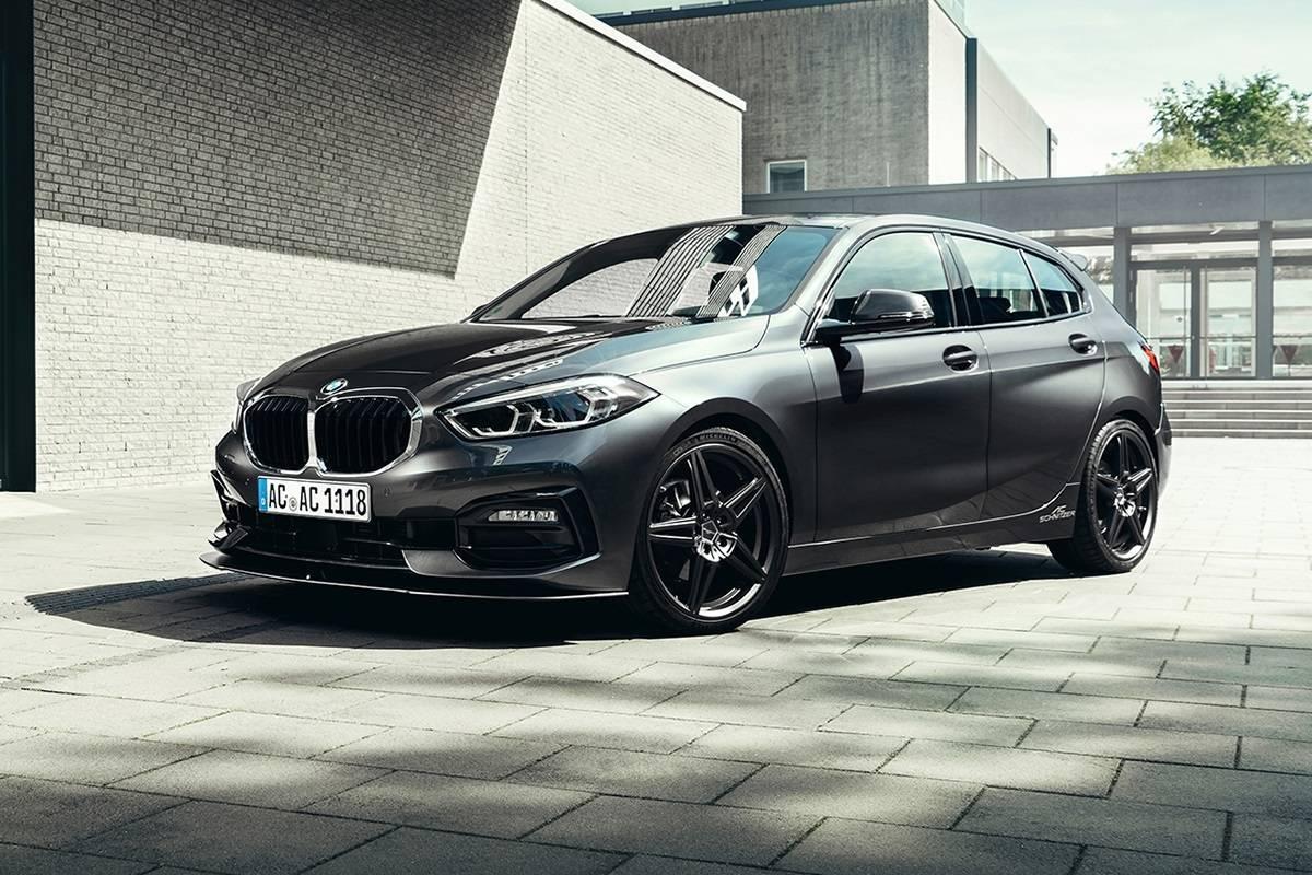 BMW 1 серии F40 от ателье AC Schnitzer 3