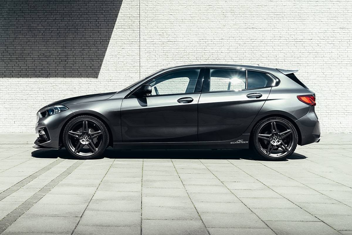 BMW 1 серии F40 от ателье AC Schnitzer 4