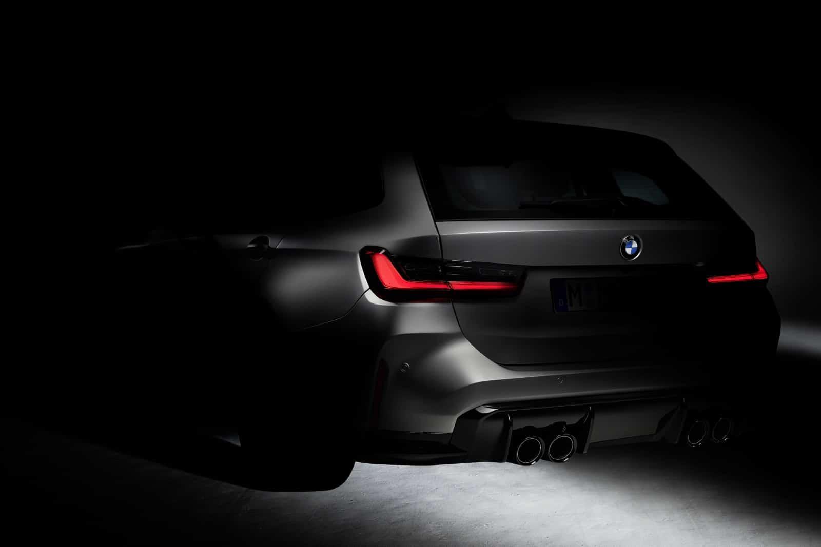 BMW M3 Touring получил зеленый свет 1
