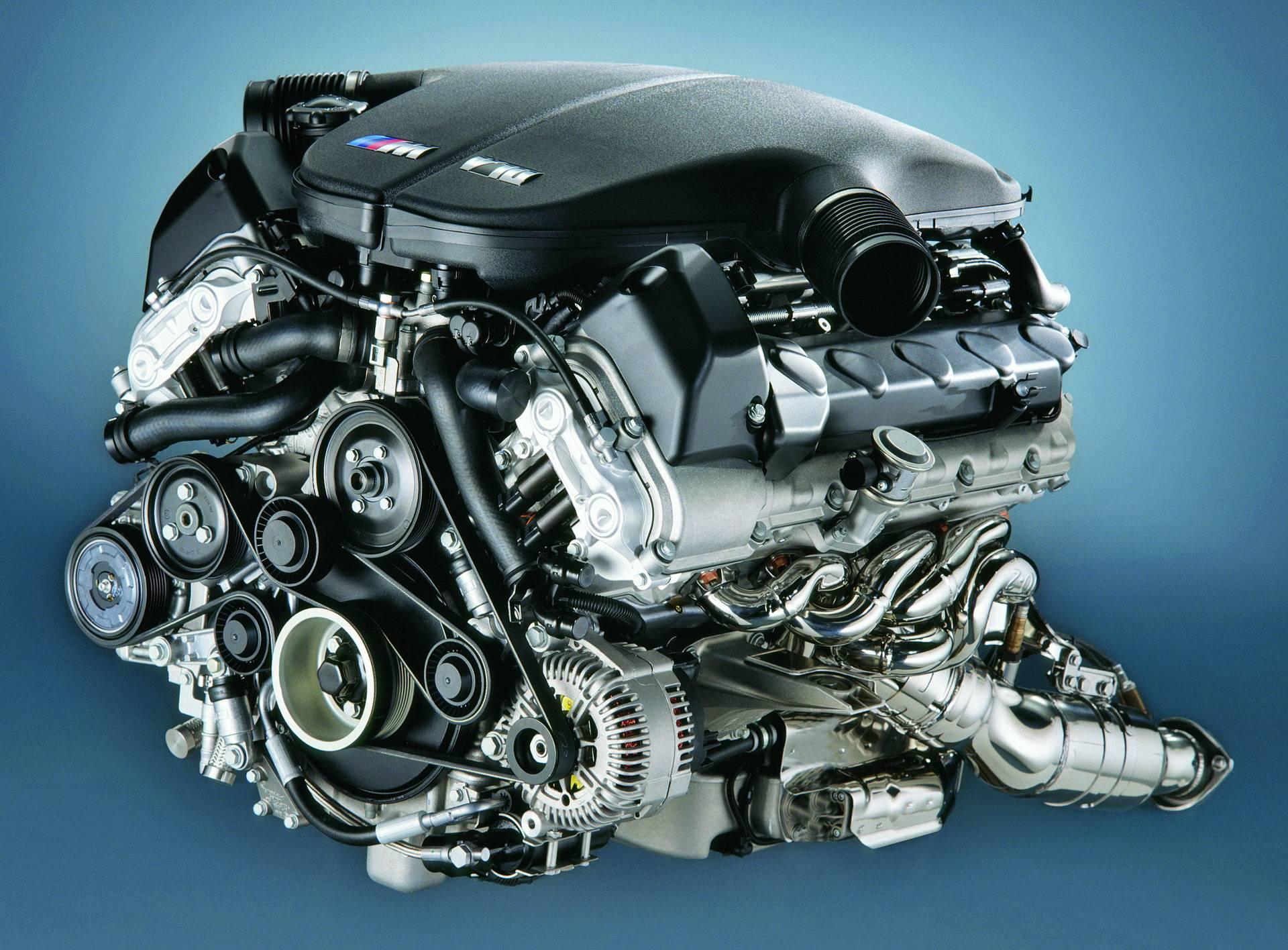 BMW S85 V10