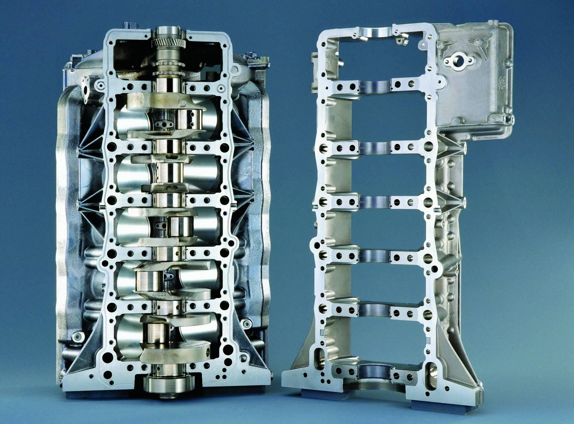 Двигатель BMW S85 V10 - легендарный мотор из Баварии 4