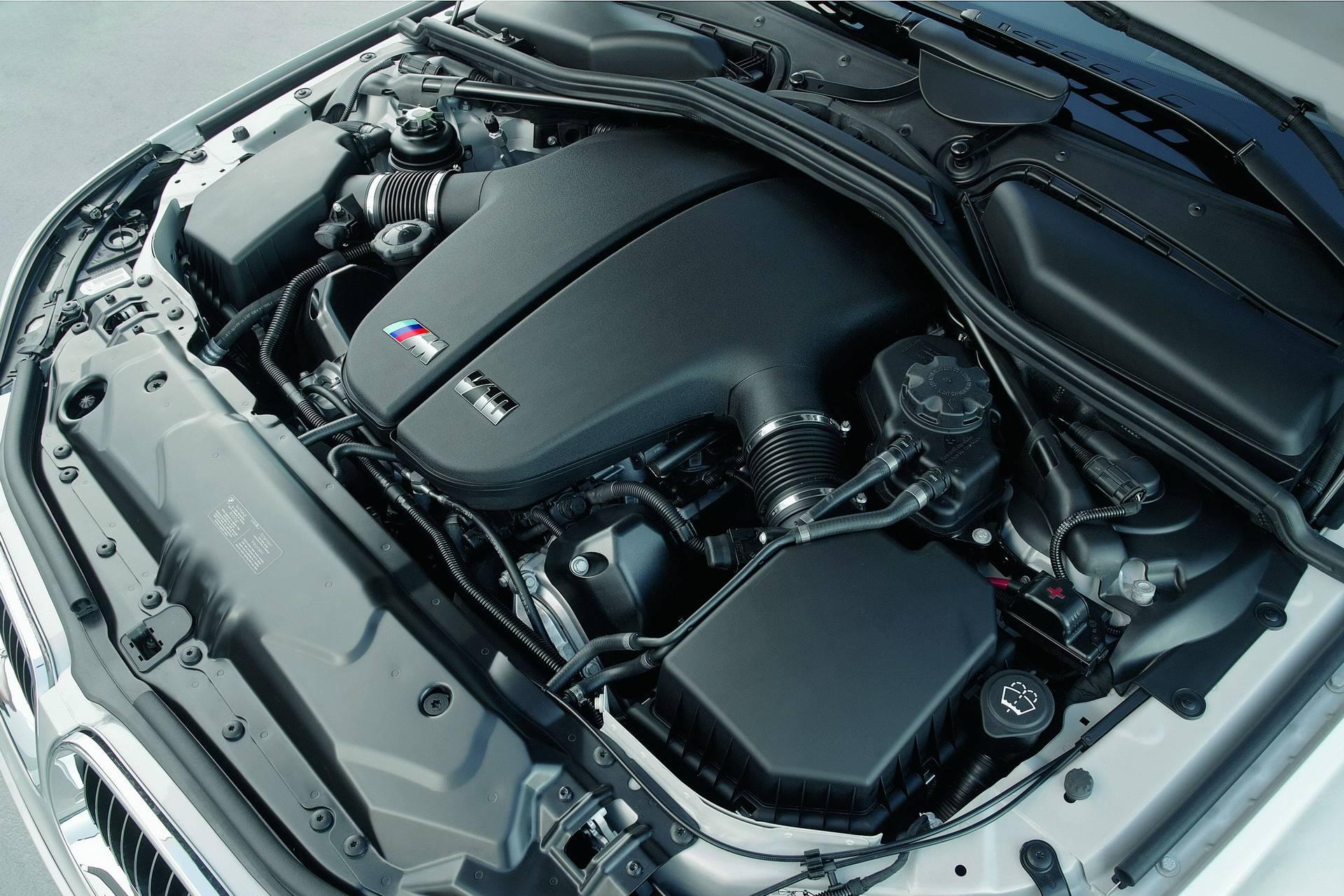 Самые мощные двигатели BMW всех времен 7
