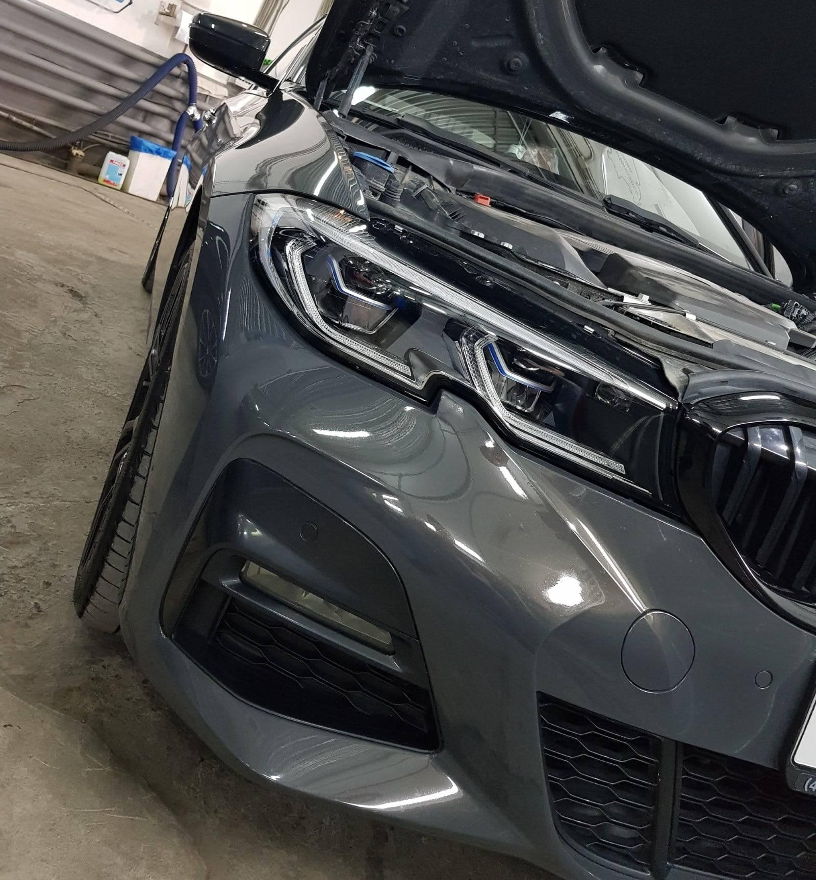 Чип-тюнинг BMW 3 G20 320d: увеличение мощности 1
