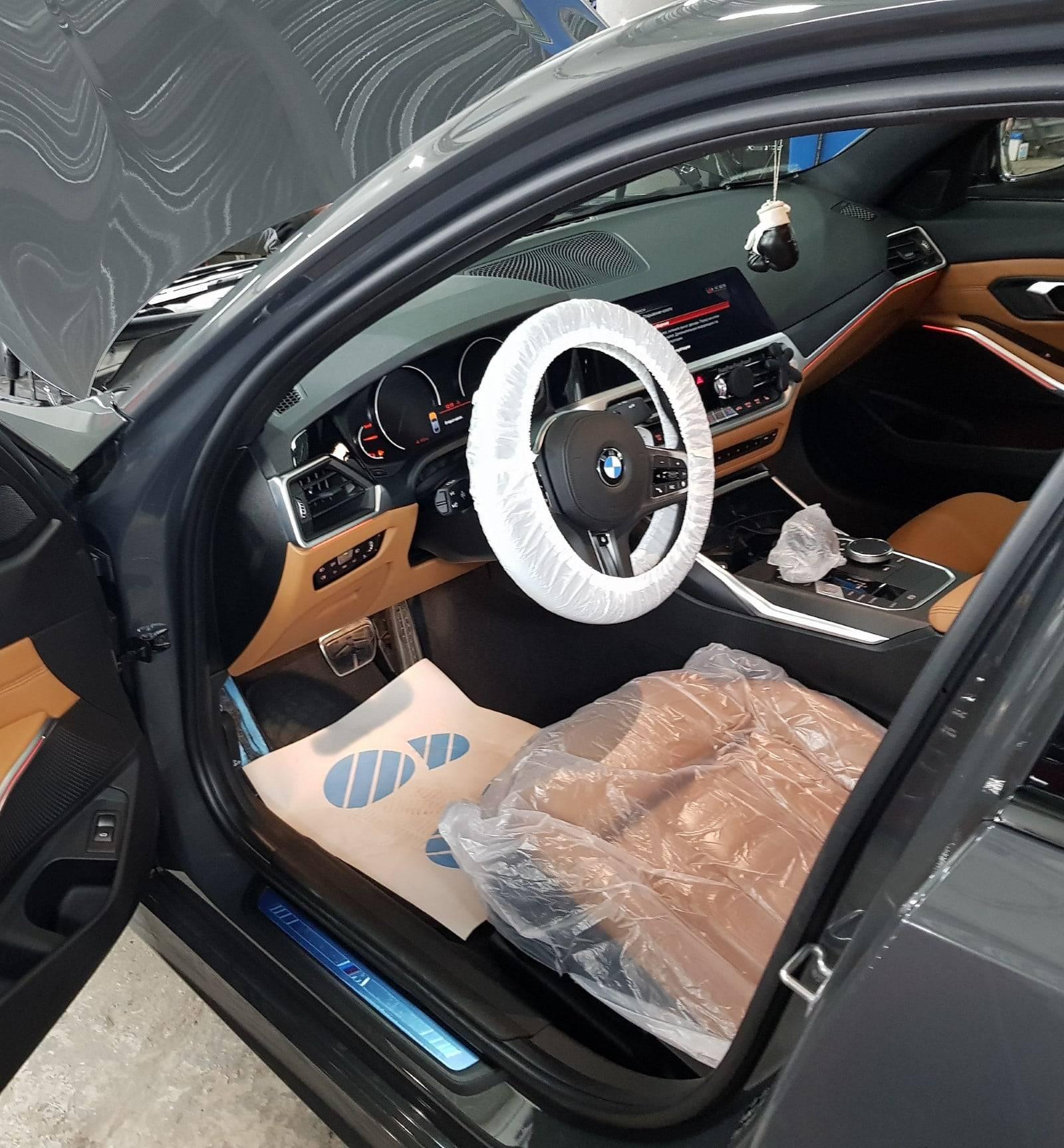 Чип-тюнинг BMW 3 G20 320d: увеличение мощности 2