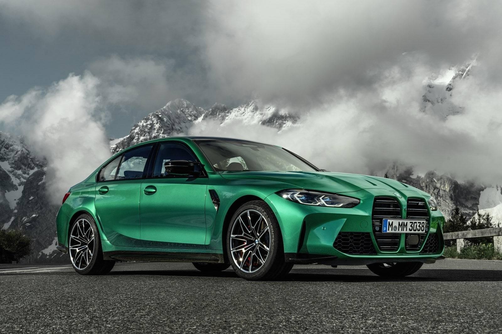 Новые BMW М3 G80 и BMW М4 G82 4