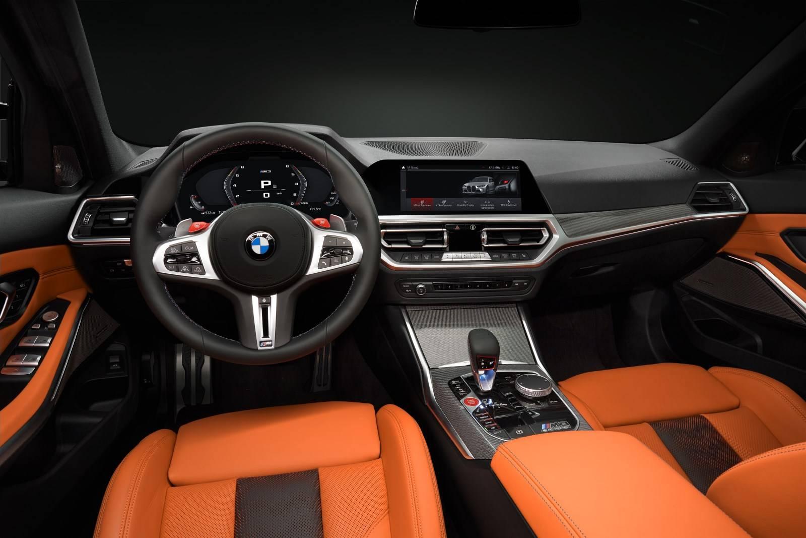 Новые BMW М3 G80 и BMW М4 G82 6