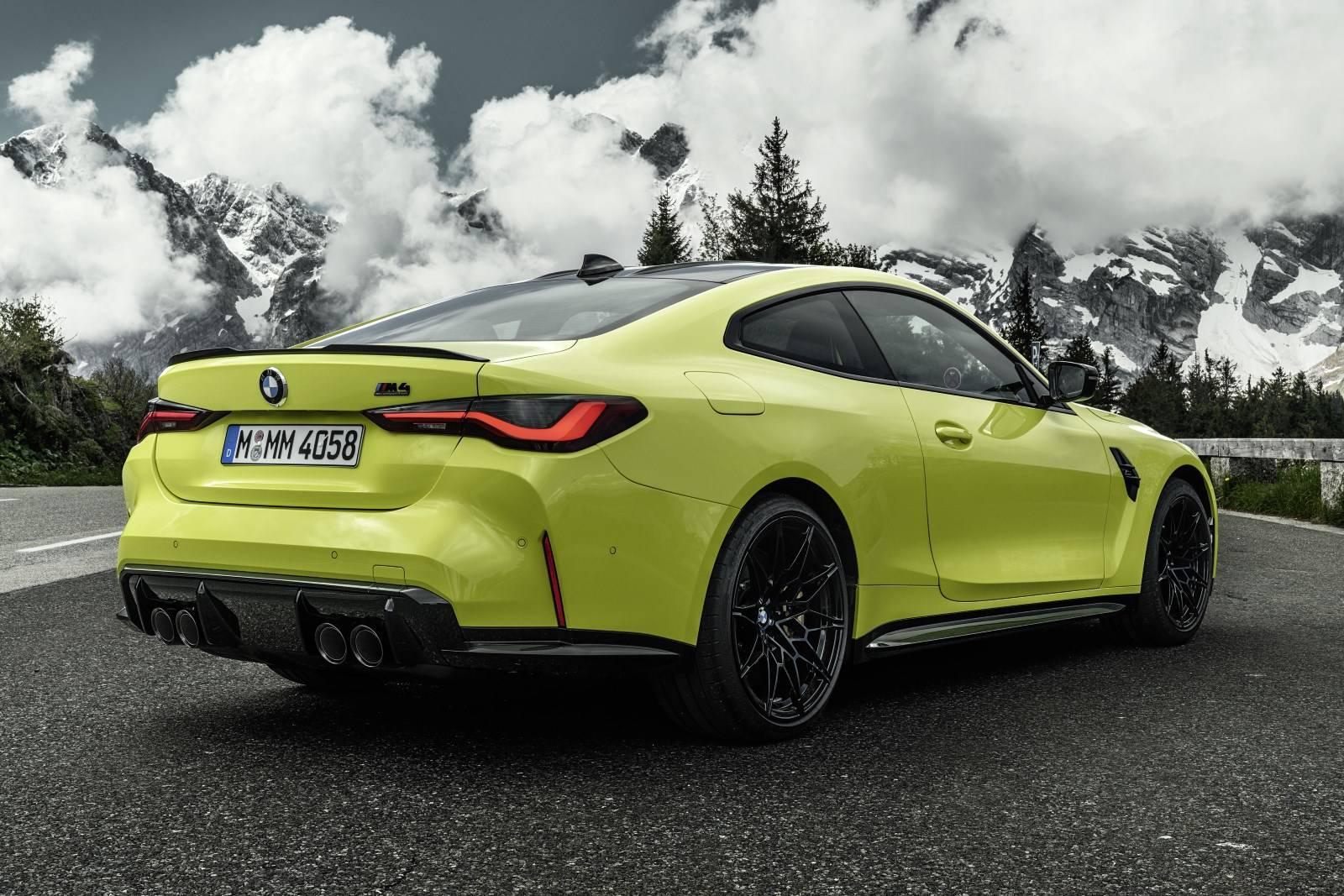 Новые BMW М3 G80 и BMW М4 G82 9