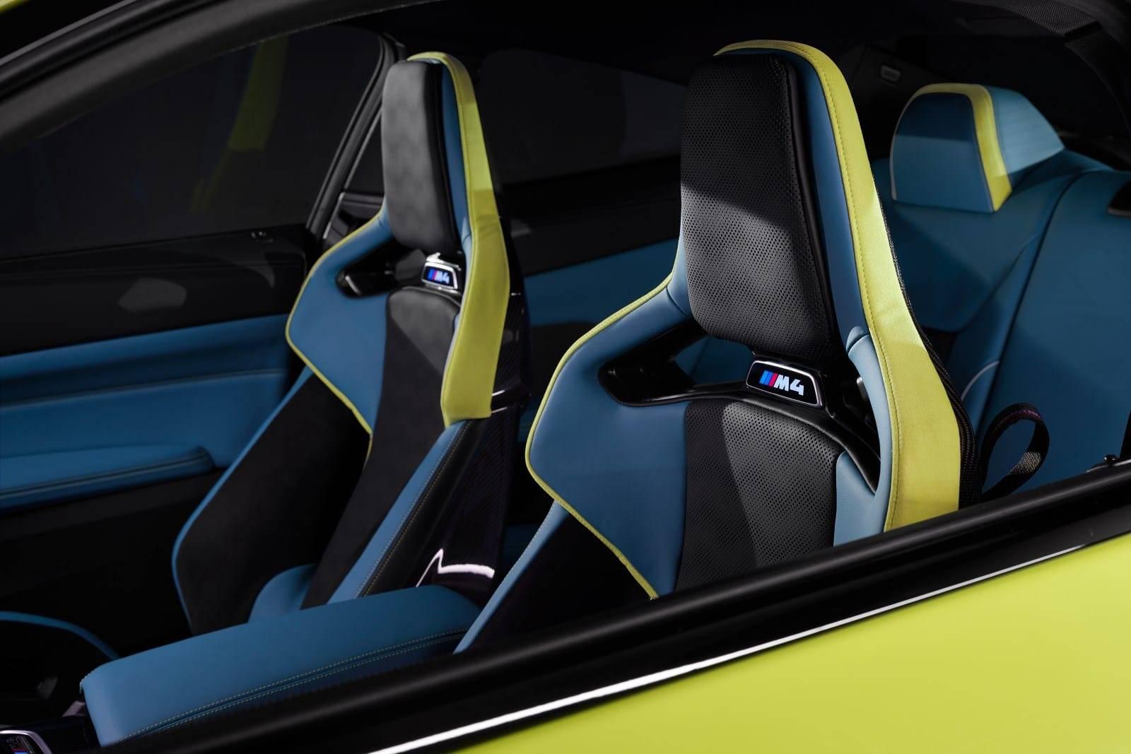 Новые BMW М3 G80 и BMW М4 G82 11
