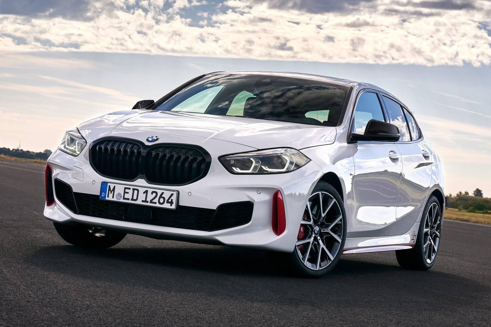 Новый BMW 128ti - Turismo Internazionale 1