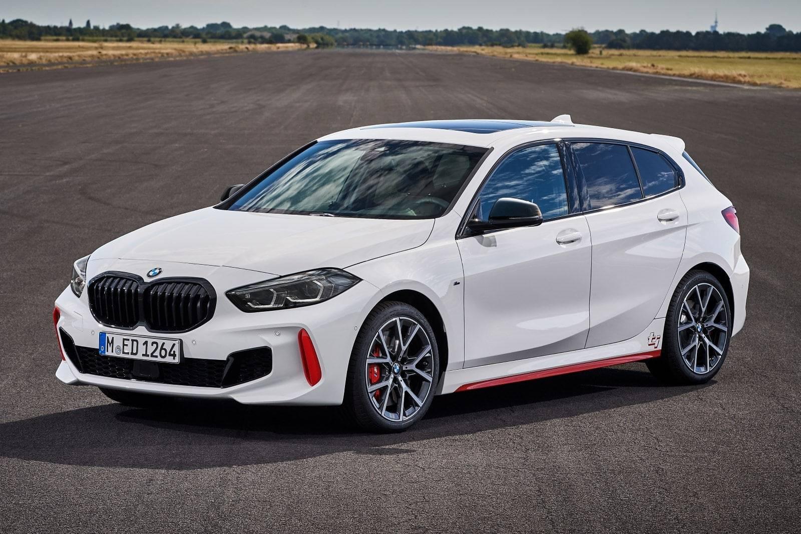 Новый BMW 128ti - Turismo Internazionale 2