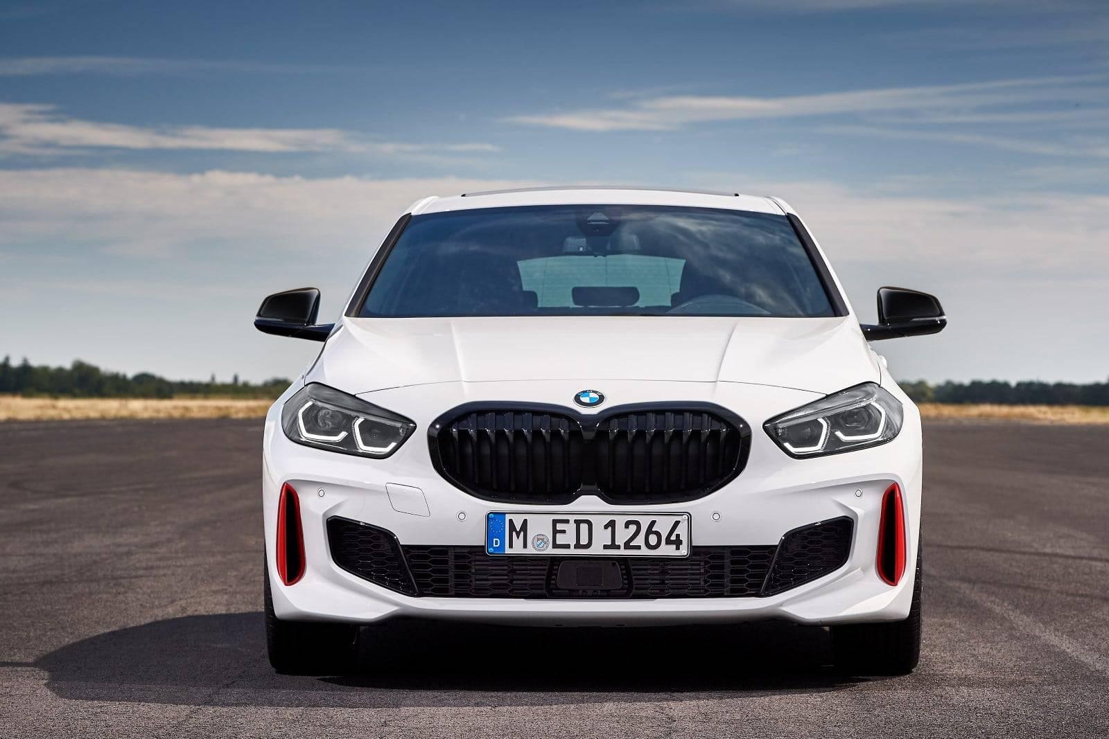 Новый BMW 128ti - Turismo Internazionale 4