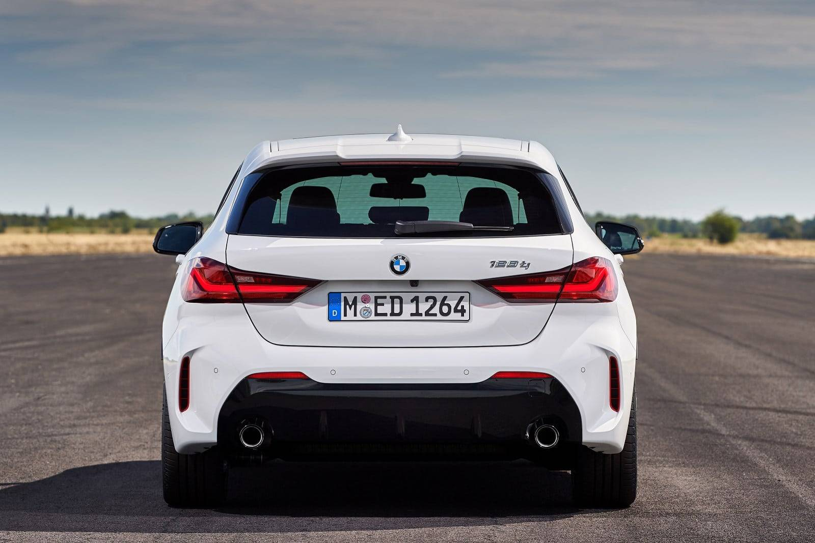 Новый BMW 128ti - Turismo Internazionale 5