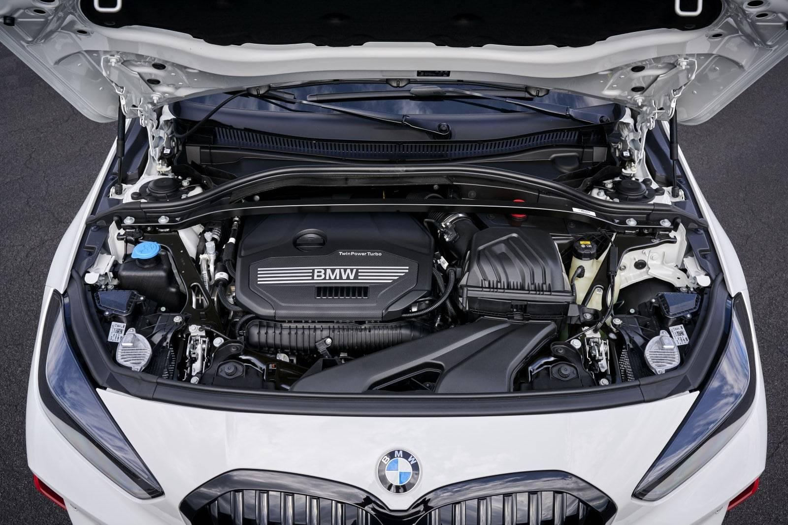 Новый BMW 128ti - Turismo Internazionale 6