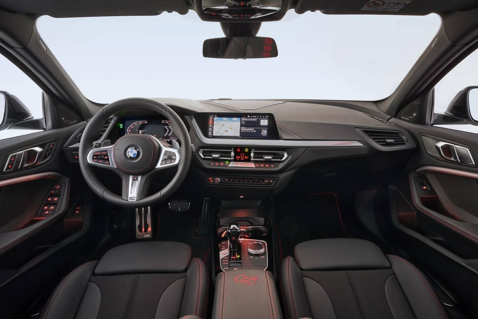 Новый BMW 128ti - Turismo Internazionale 7