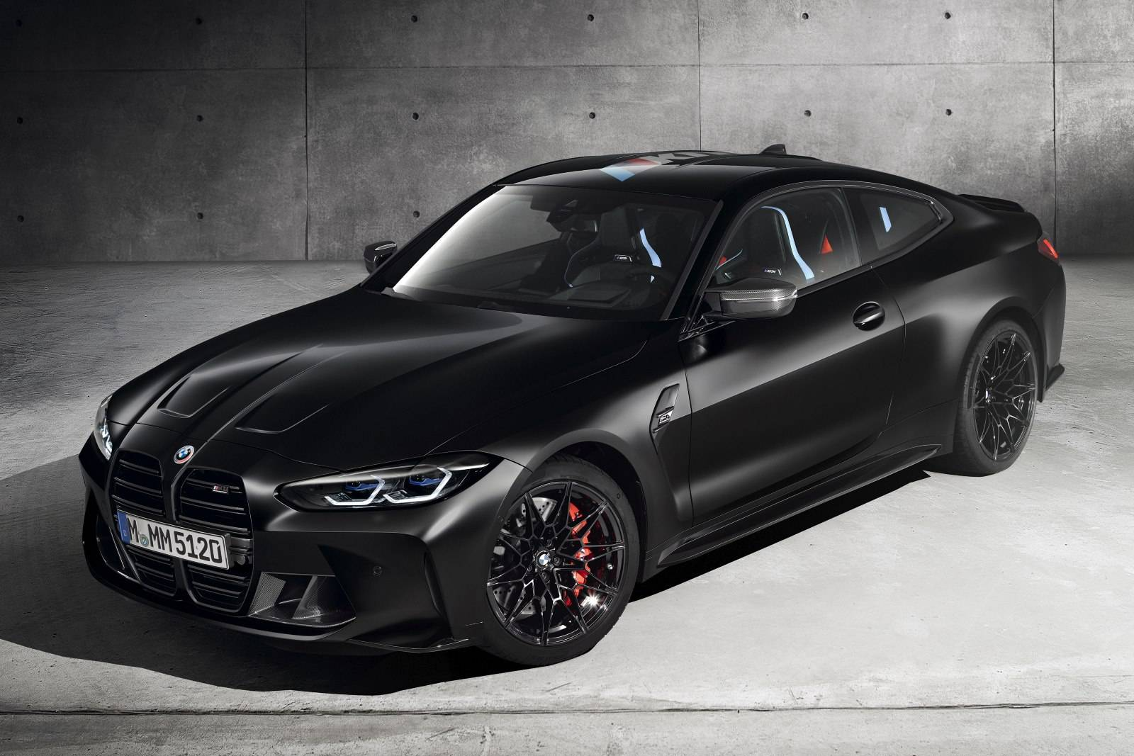 BMW M4 Competition Coupe в стиле Kith 1