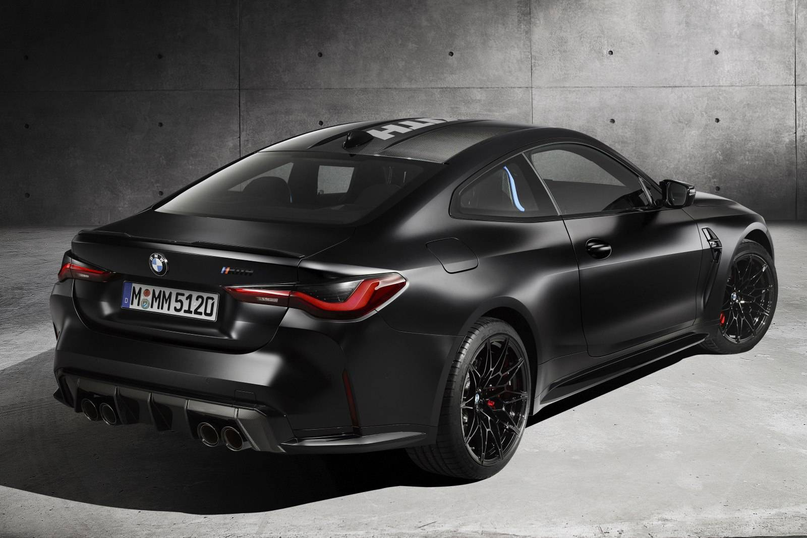 BMW M4 Competition Coupe в стиле Kith 2