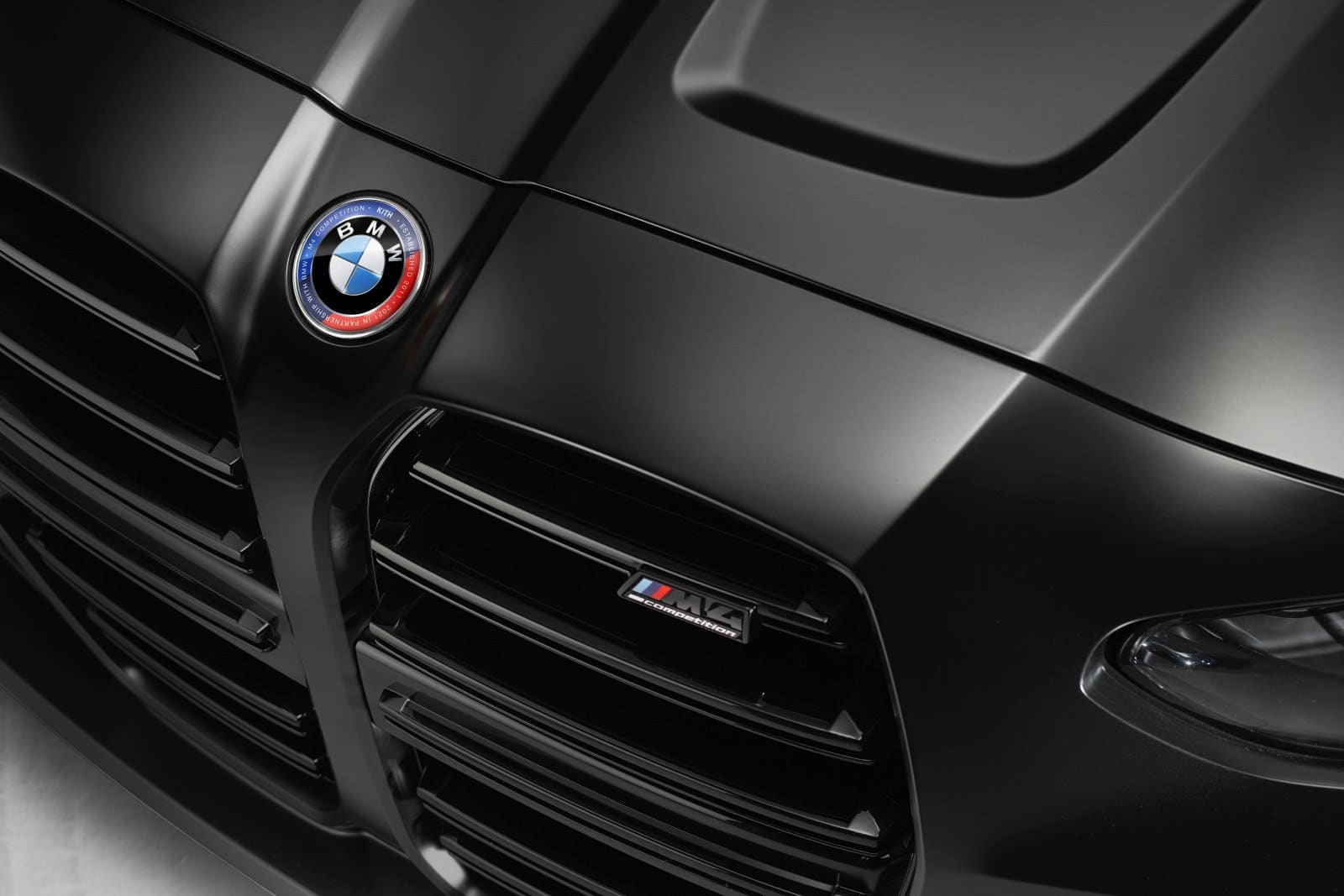 BMW M4 Competition Coupe в стиле Kith 5
