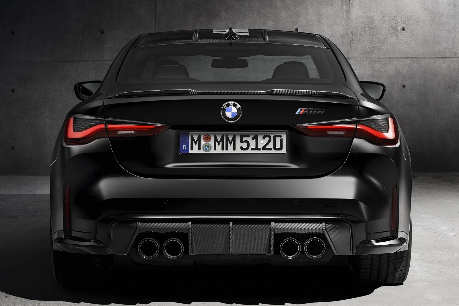 BMW M4 Competition Coupe в стиле Kith 4