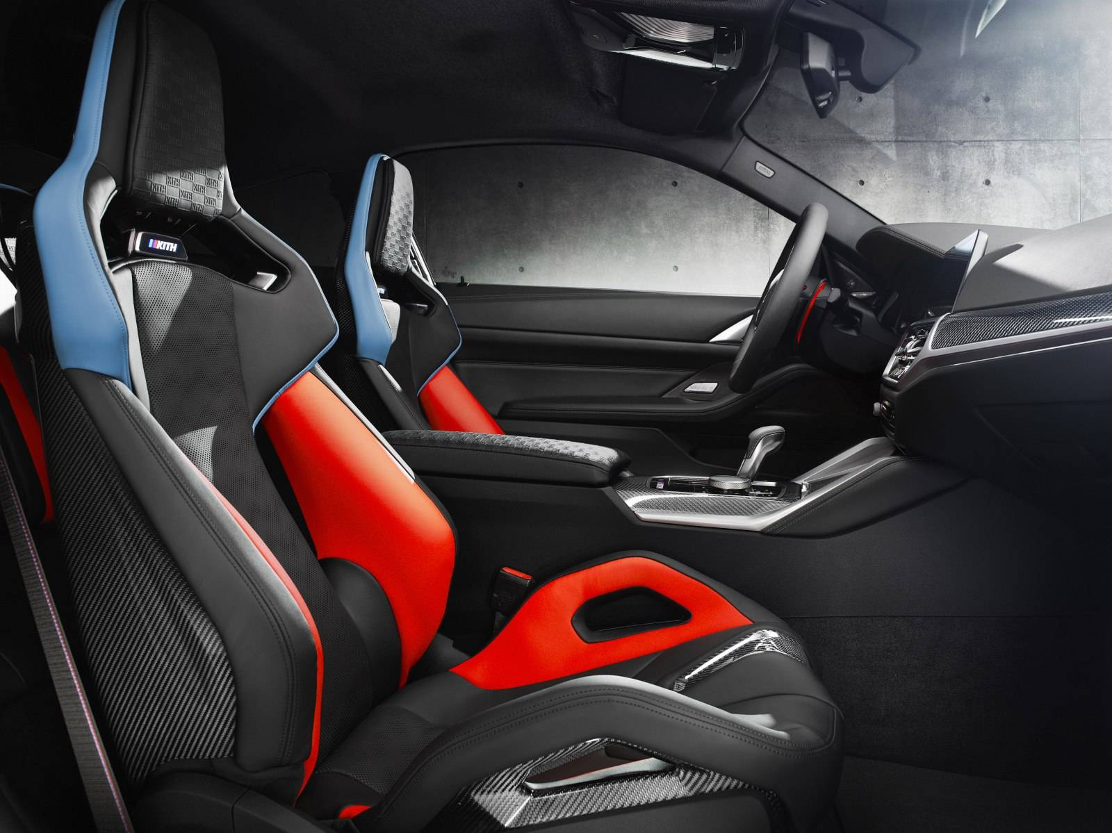 BMW M4 Competition Coupe в стиле Kith 7