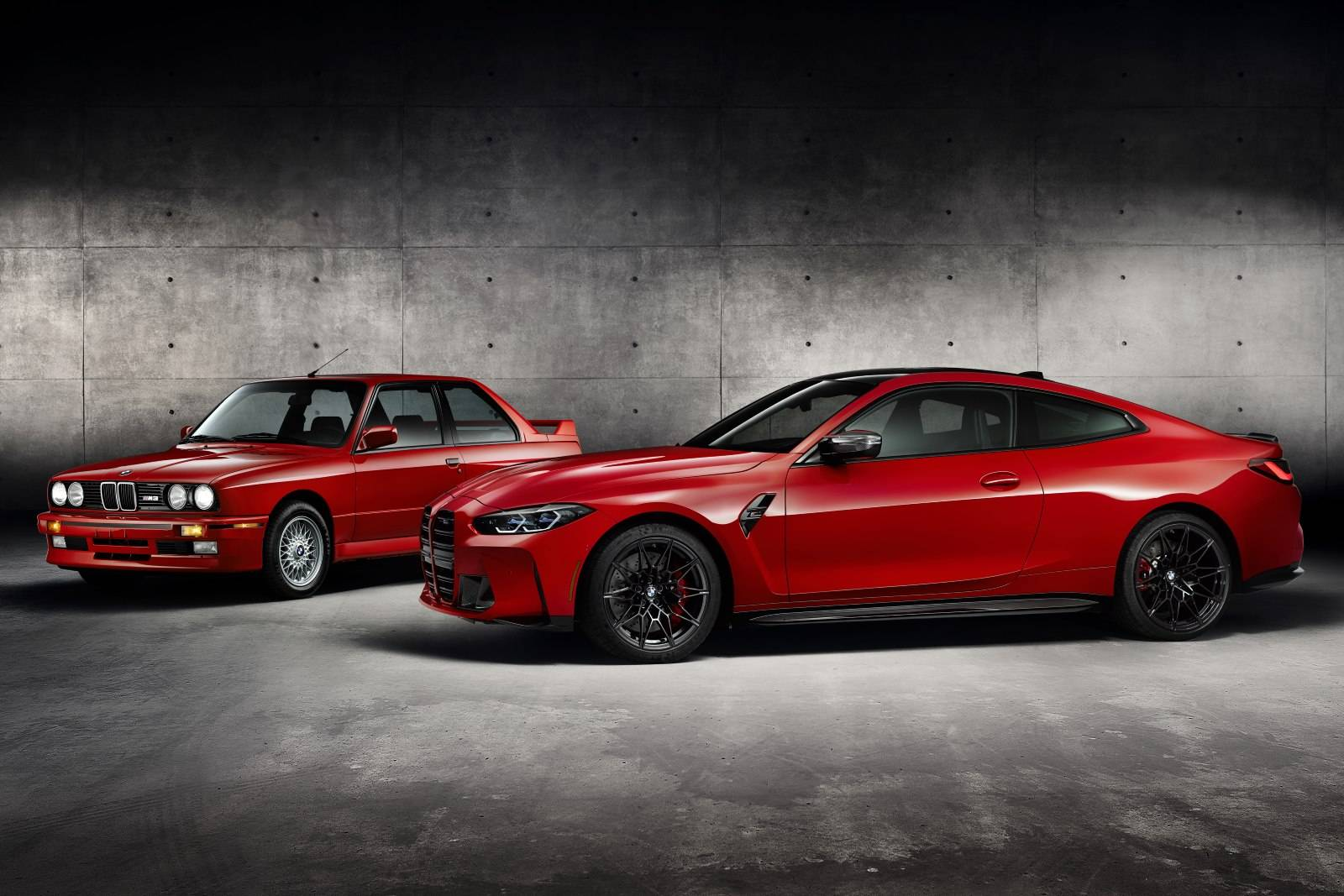 BMW M4 Competition Coupe в стиле Kith 3