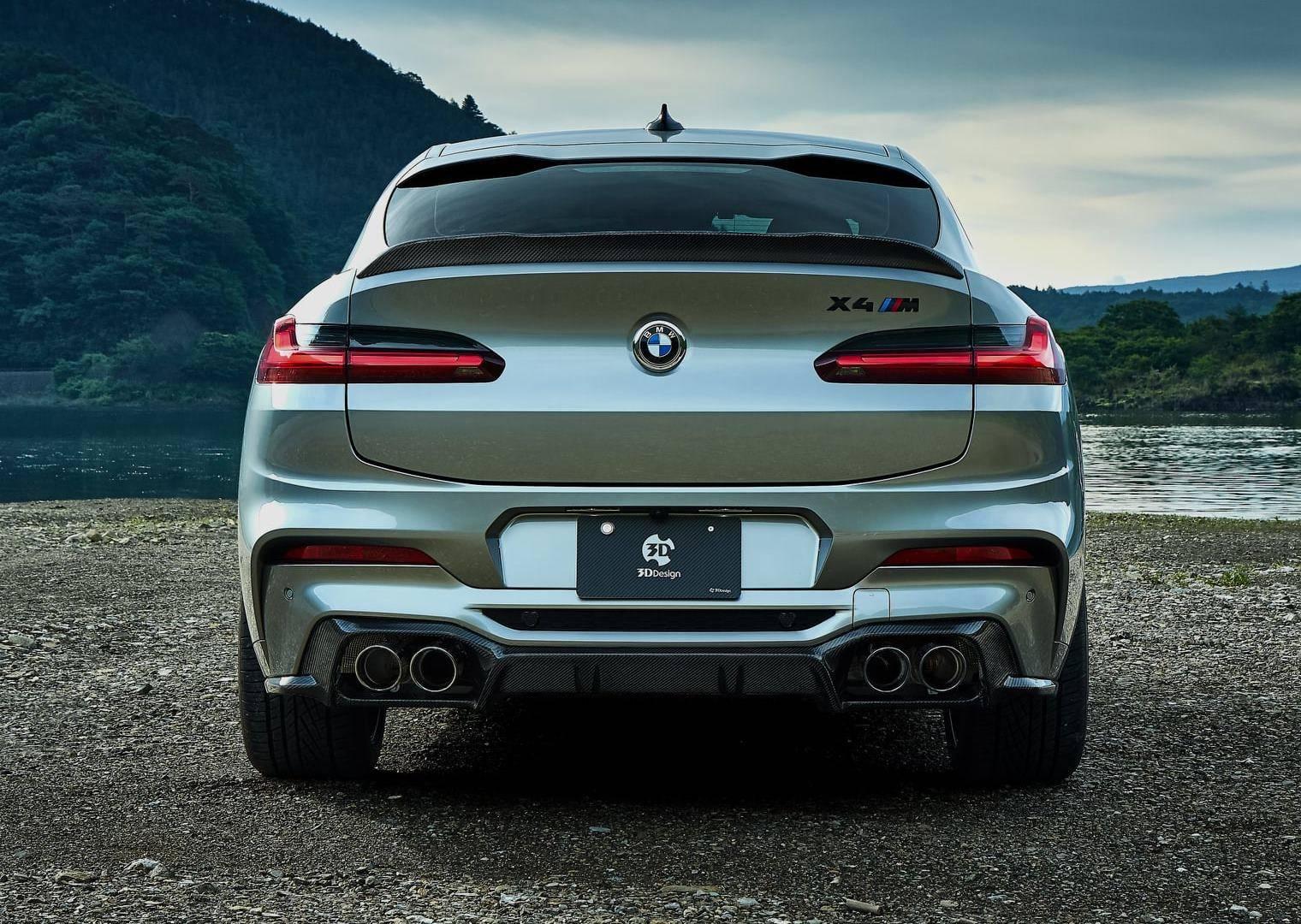 Обвес BMW X4 M F98 от 3D Design 5