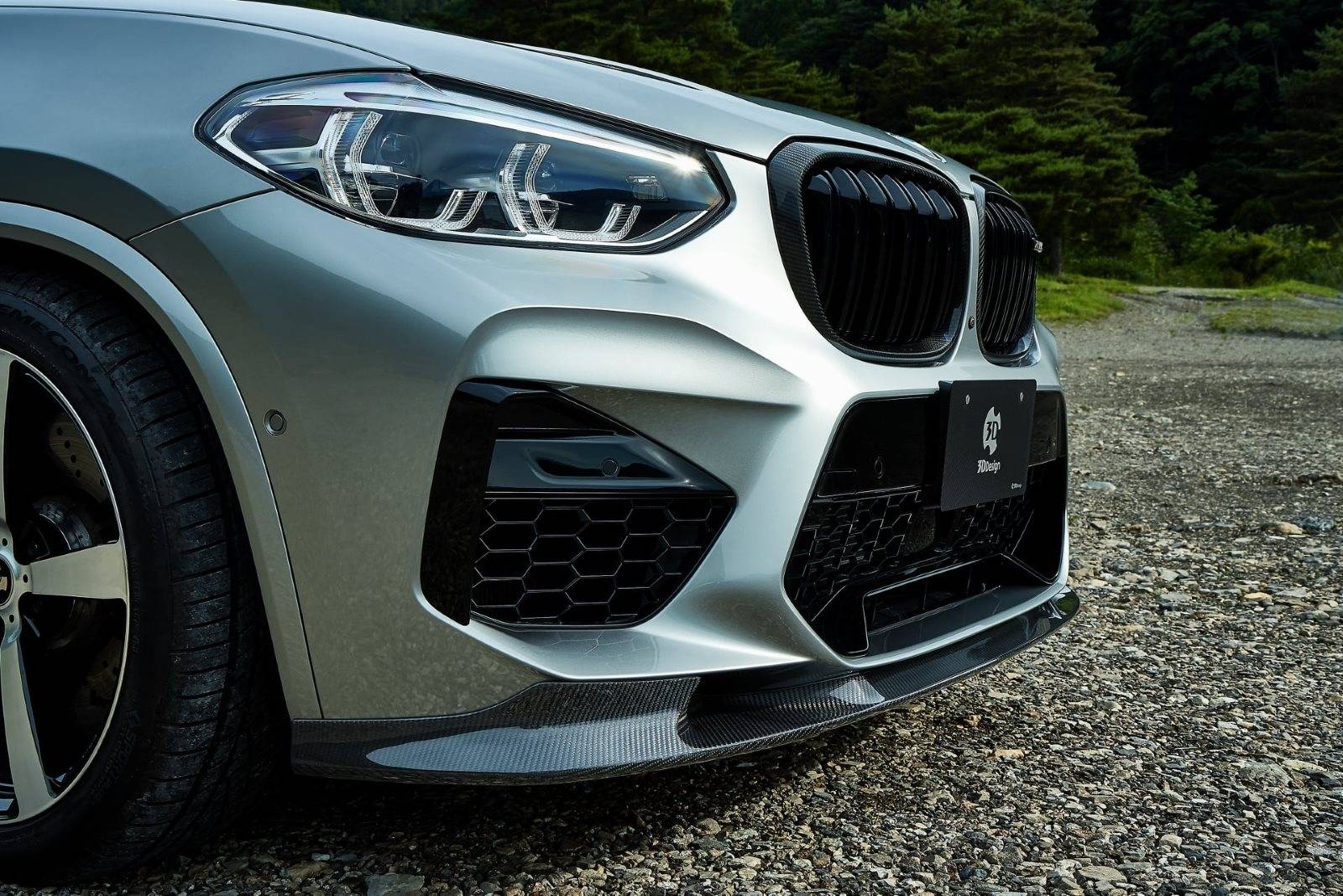 Обвес BMW X4 M F98 от 3D Design 2