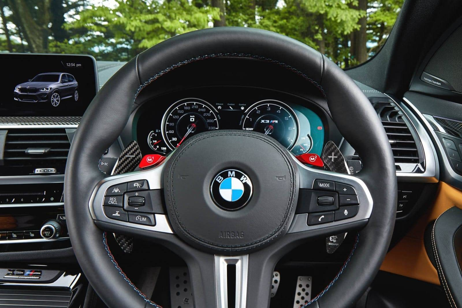 Обвес BMW X4 M F98 от 3D Design 7