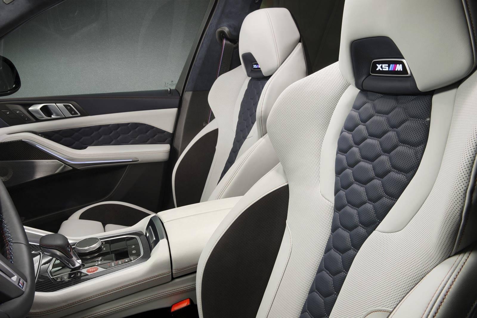 Новые BMW X5 M Competition и BMW X6 M Competition 3