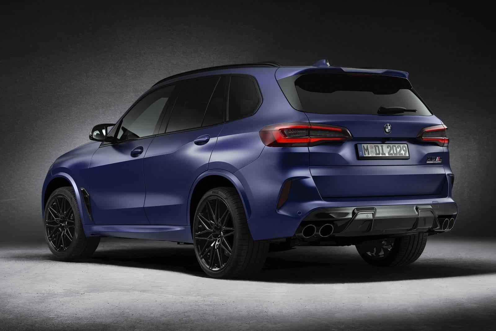 Новые BMW X5 M Competition и BMW X6 M Competition 2