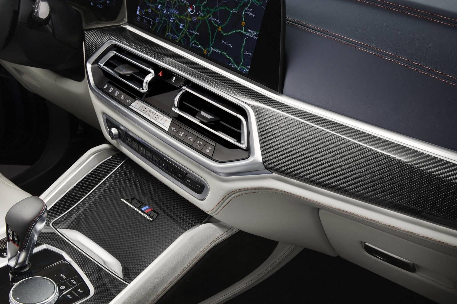 Новые BMW X5 M Competition и BMW X6 M Competition 4