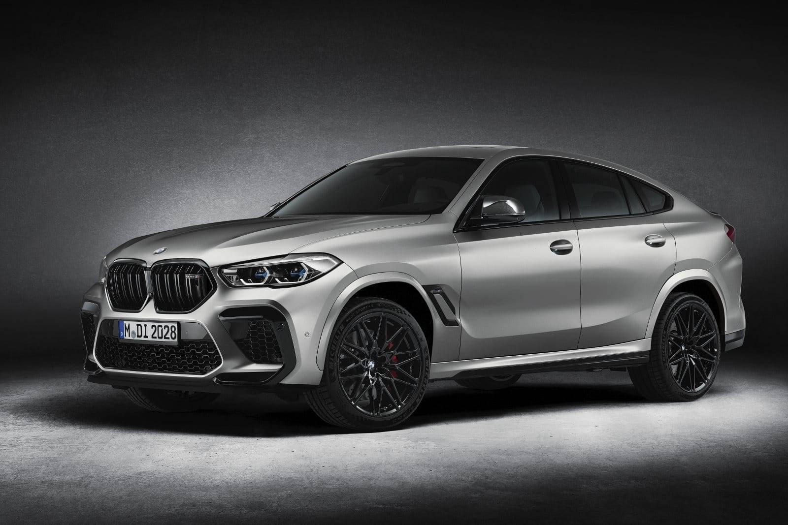 Новые BMW X5 M Competition и BMW X6 M Competition 1