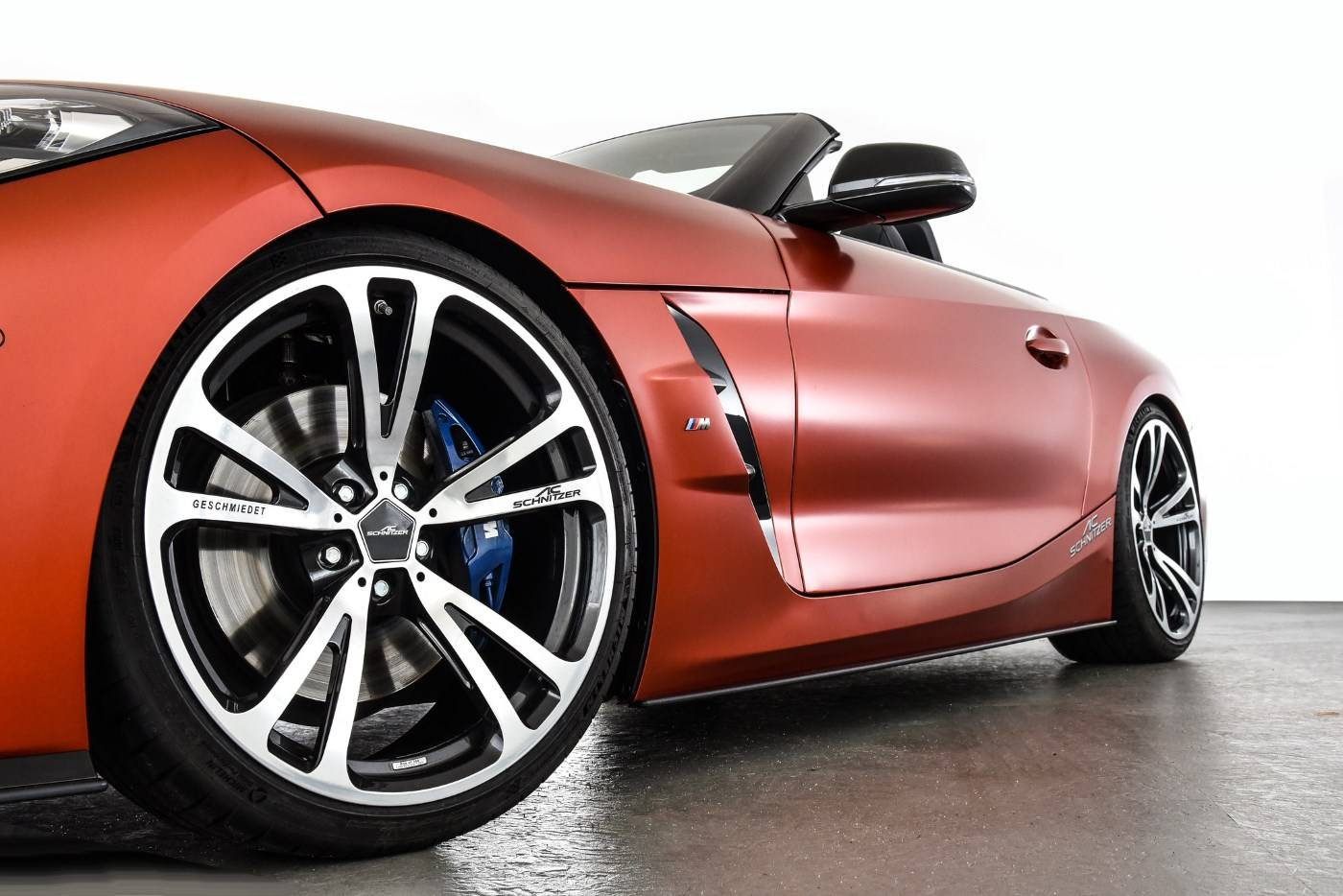 BMW Z4 M40i от ателье AC Schnitzer 8