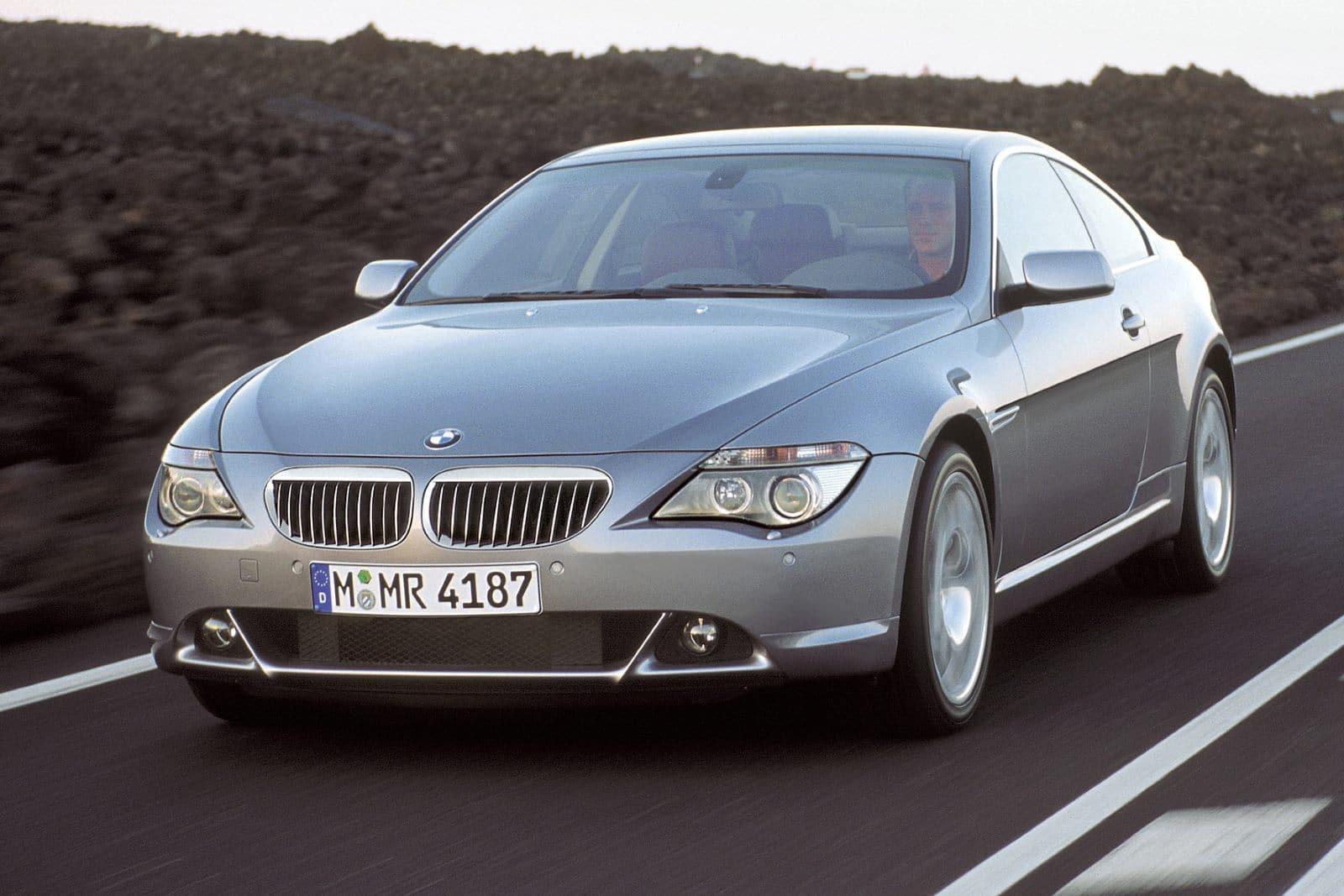 BMW 8 серии E31 - благородный флагман из 90-х 8