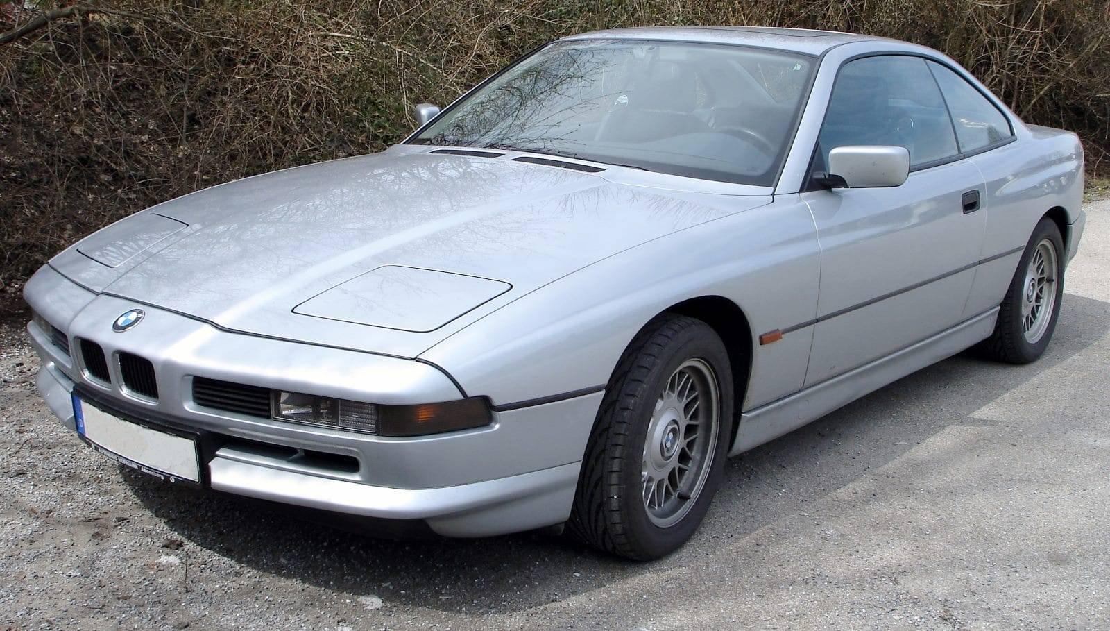 BMW 8 серии E31 - благородный флагман из 90-х 6