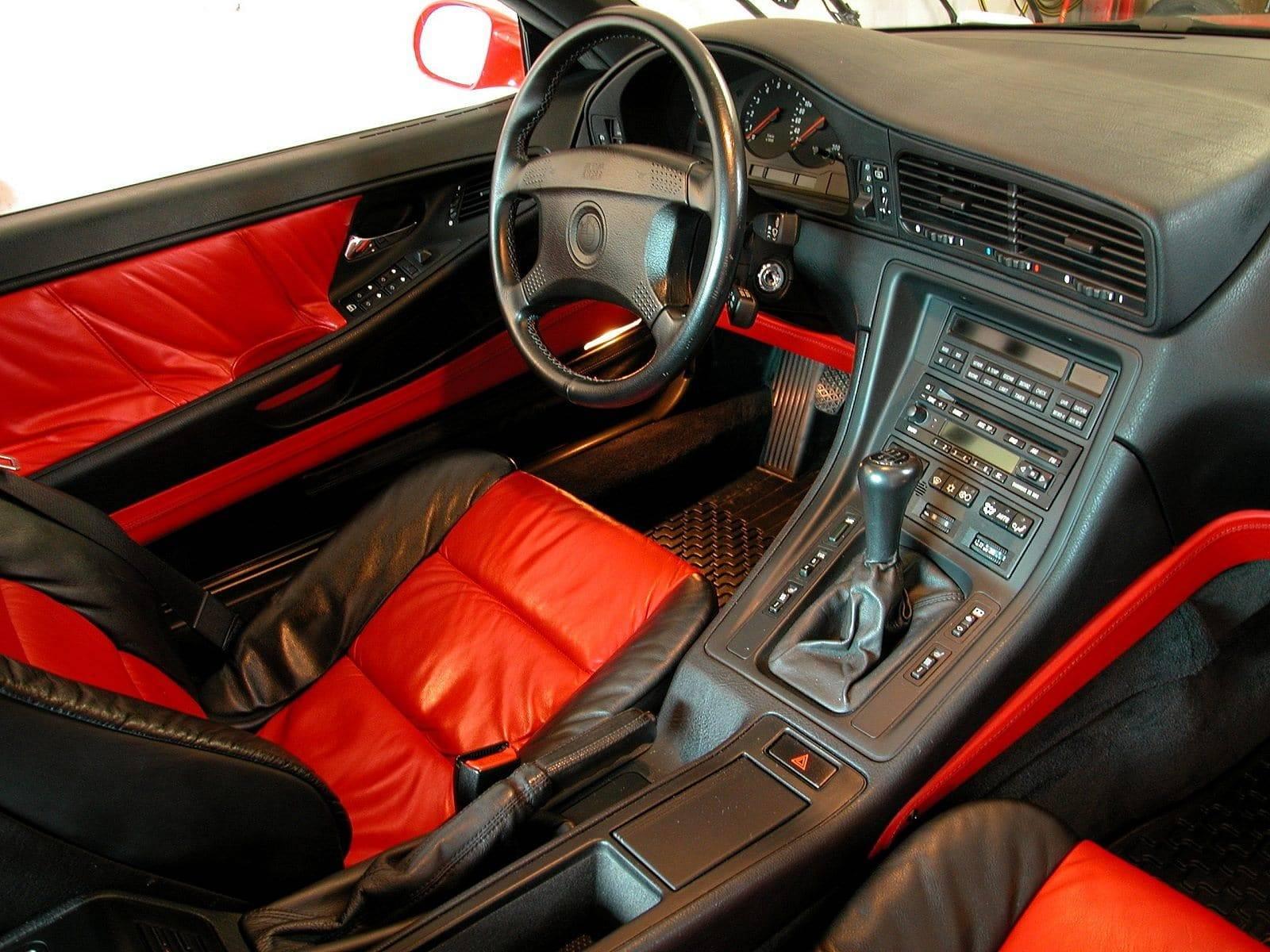 BMW 8 серии E31 - благородный флагман из 90-х 3